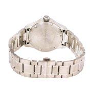 Swiss Army 241368 Women's Officer's Stainless Steel Bracelet Black Dial Watch