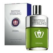 British Sterling After Shave