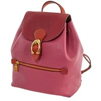 Coach Dusty Pink Evie Backpack