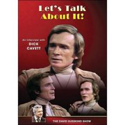 The David Susskind Show: Let's Talk About It! An Interview With Dick Cavett (Full Frame) by