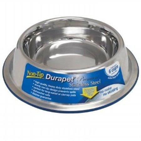Our Pets Company   Durapet Non Tip Bowl   Large