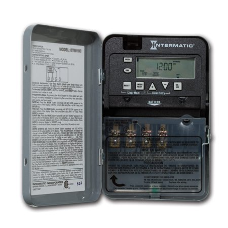 Intermatic ET1705C 7-Day Electronic Time Switch (Intermatic Time Switch)