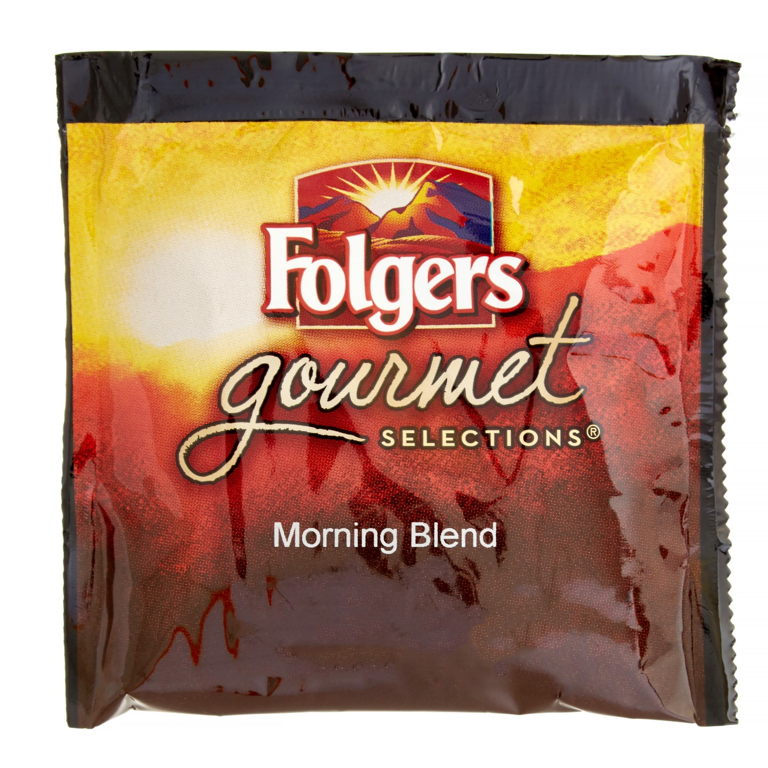 Folgers Ground Coffee, Gourmet Selections Morning Blend, 18 Ct