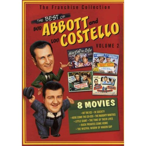 The Best Of Bud Abbott And Lou Costello, Vol. 2 (2-Disc) (Full Frame)