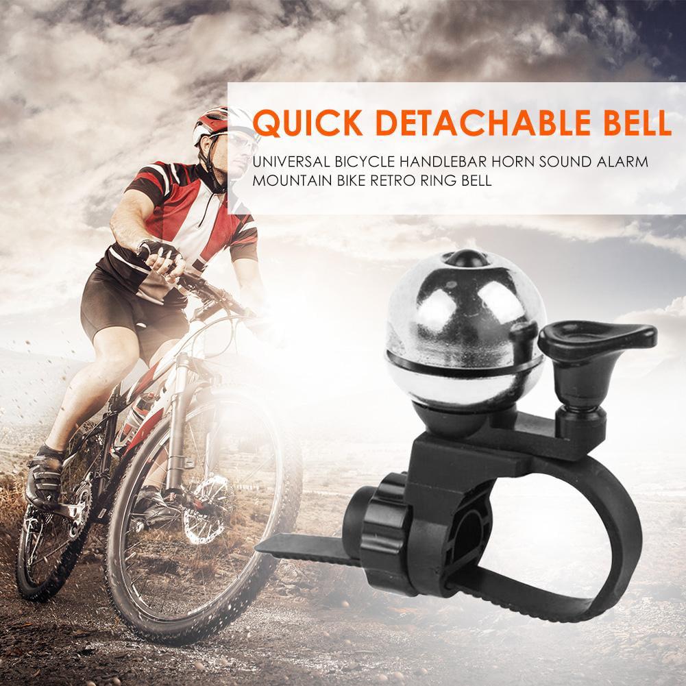 Universal Bicycle Handlebar Horn Sound Alarm Mountain Bike Retro Ring Bell