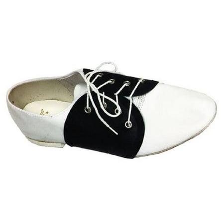Spats Saddle Shoe
