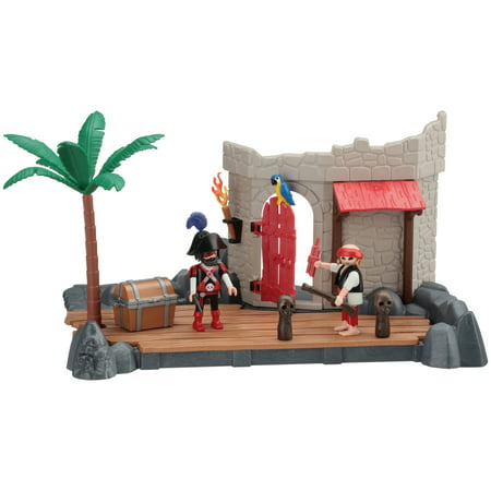 - PLAYMOBIL Pirate Fort SuperSet
