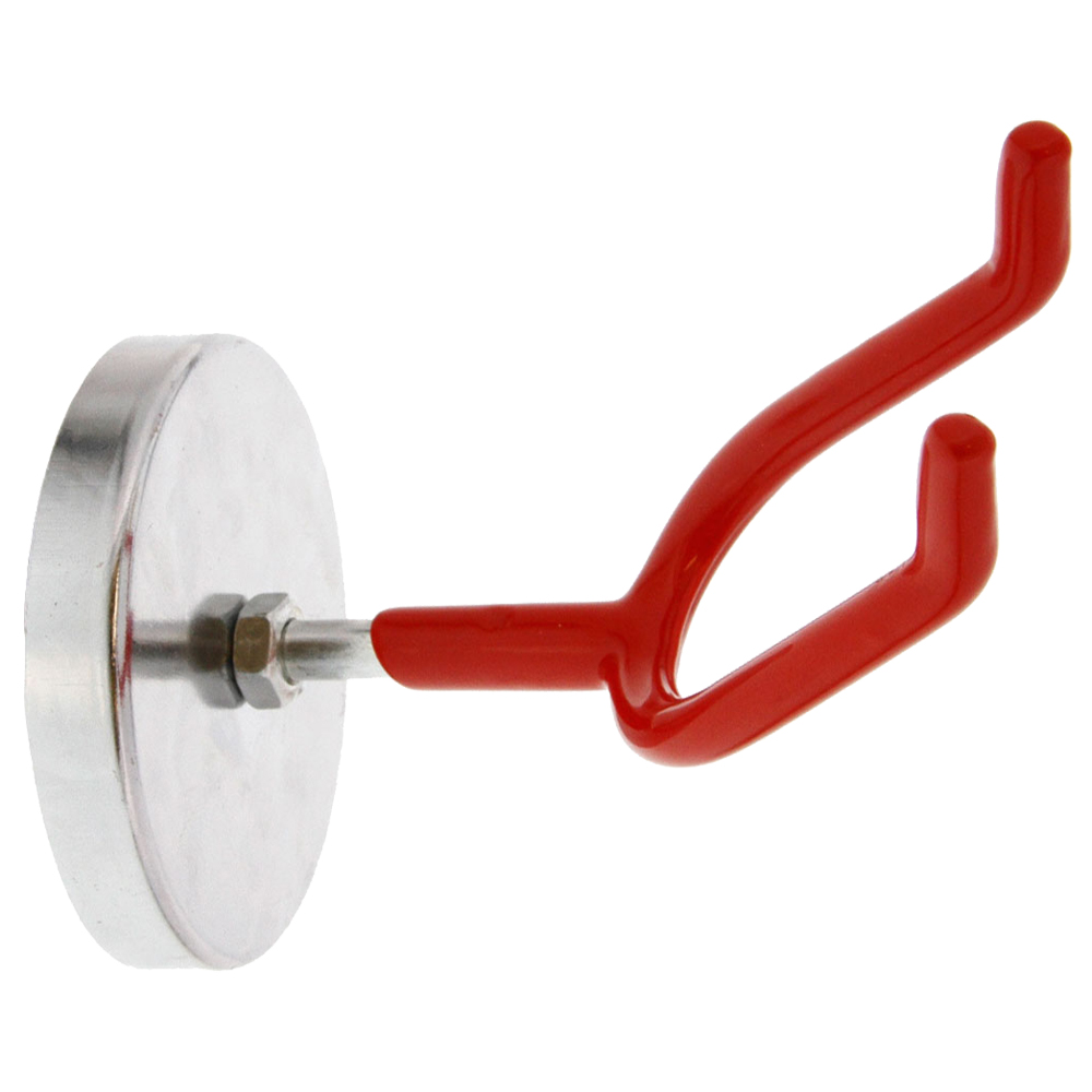 Magnetic Paint Spray Gun Holder Stand Gravity Feed HVLP Booth Cup Body Shop Wall