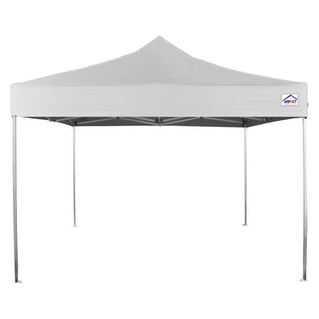 Impact Canopy 10 x 10 ft. Ultra Lite Pop Up Canopy with Roller Bag