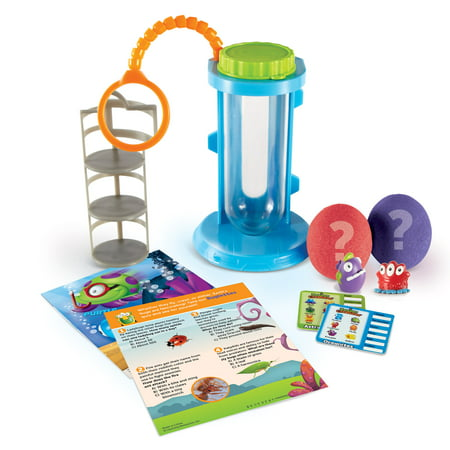 Learning Resources Beaker Creatures Magnification Chamber Science Activity - Halloween Science Beakers