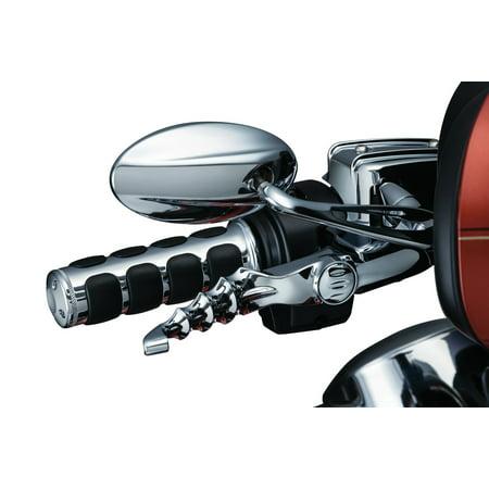 Kuryakyn ISO Grips Chrome   6408