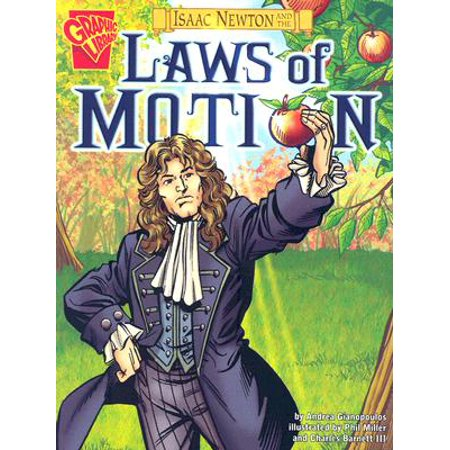 Isaac Newton and the Laws of Motion (Isaac Newton Laws Of Motion For Kids)