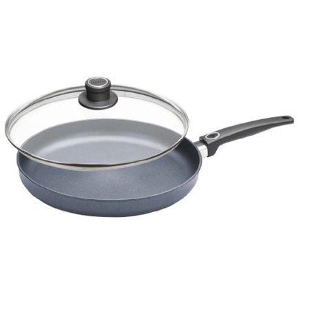 Woll Diamond Plus/Diamond Lite Fry Pan with Lid, 12.5-Inch ()