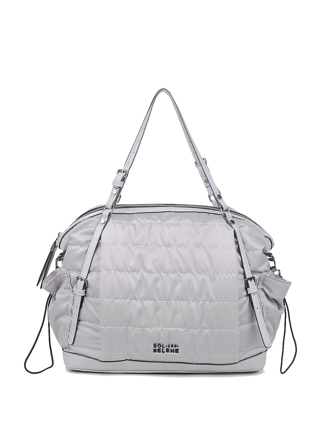 Rain Check Quilted Tote