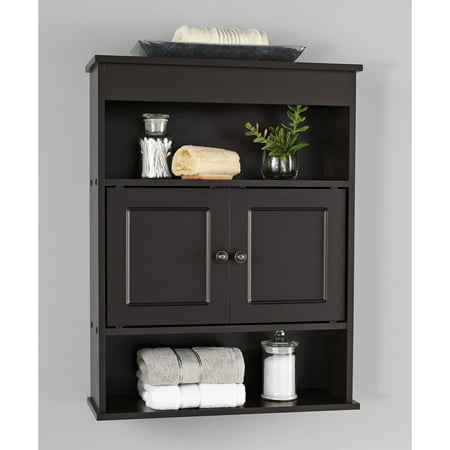 Chapter Bathroom Wall Cabinet Espresso