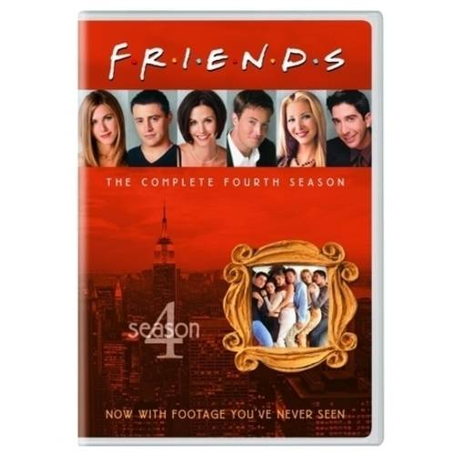 Friends: The Complete Fourth Season (Full Frame)
