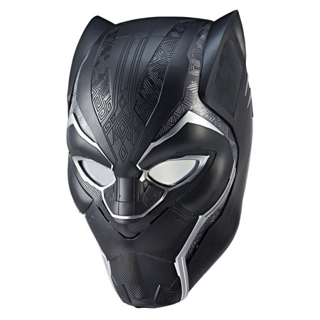 Marvel Legends Series: Black Panther Electronic Helmet