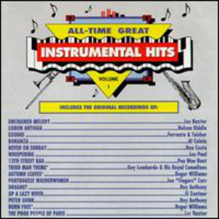 All Time Great Instrumental Hits 1 / (Great Instrumental Hits)