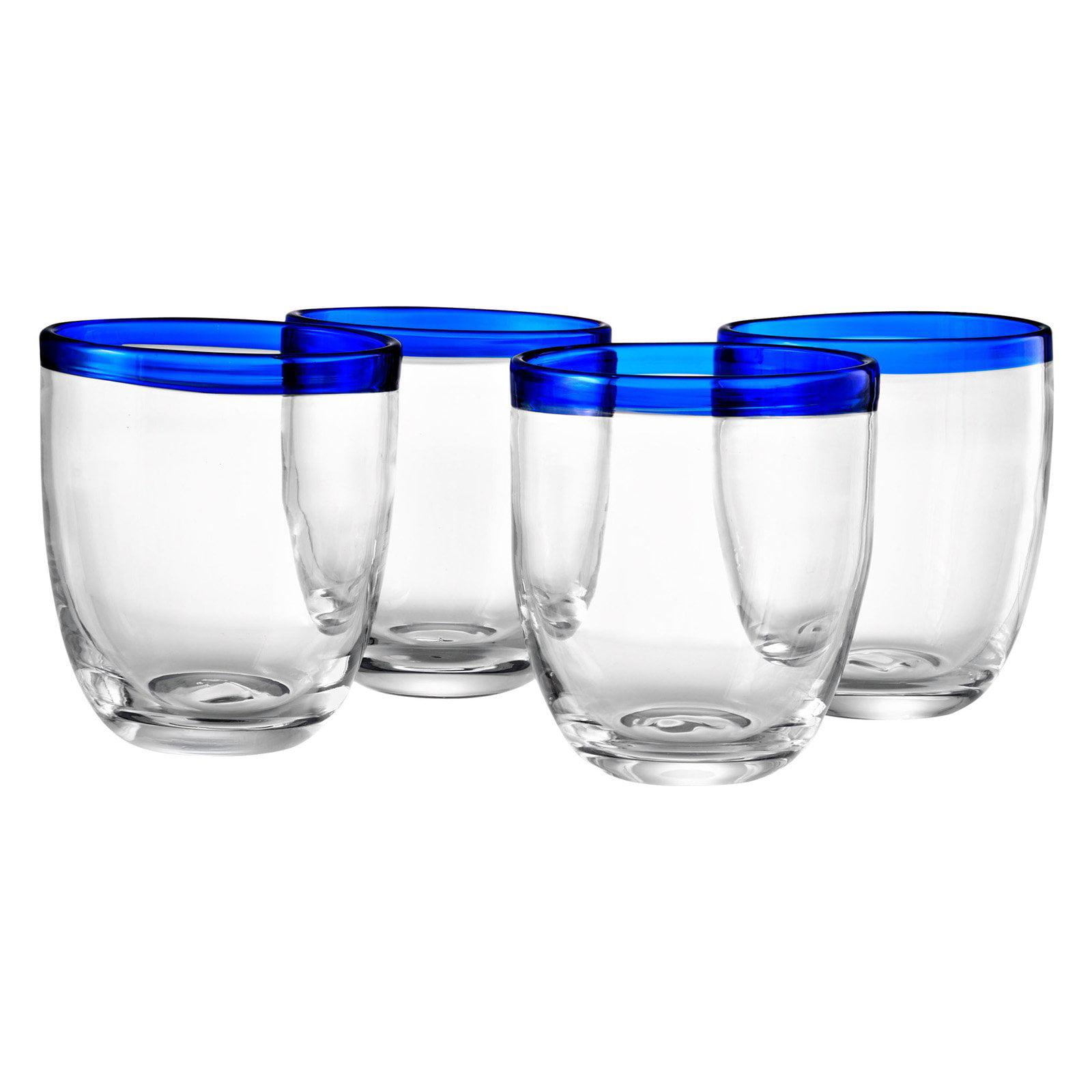 Artland Inc. Festival DOF Glasses - Set of 4
