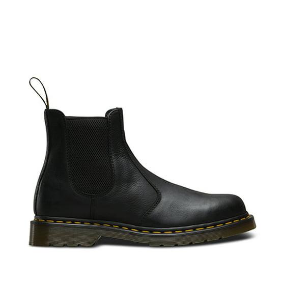 a158a9f069 Dr Martens Mens 2976 Chelsea Dealer Premium Carpathian Leather Ankle Doc  Boots (11 UK 12 M US