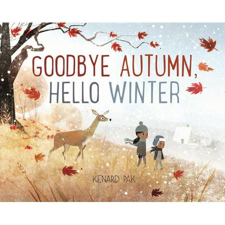 Goodbye Autumn, Hello Winter - eBook](Goodbye Halloween Hello Christmas)