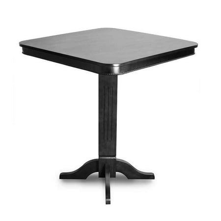 Imperial Pub Table: Black (Imperial Florida Marlins Pub Table)