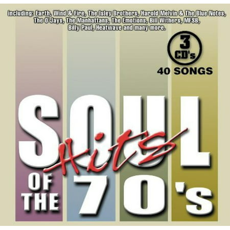 Soul Hits of the 70's / Various (CD)