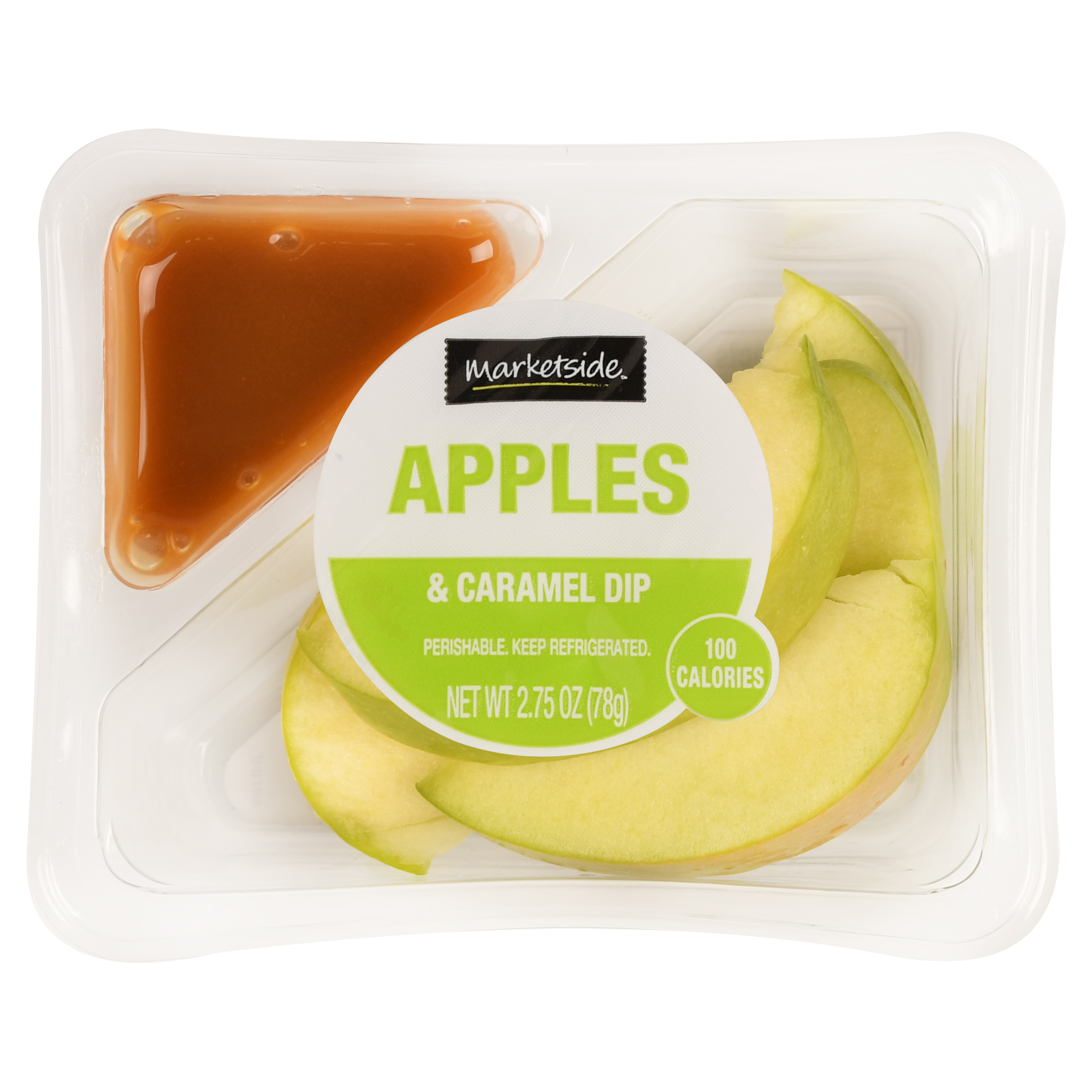 Marketside Apples & Caramel Dip, 2.75 oz