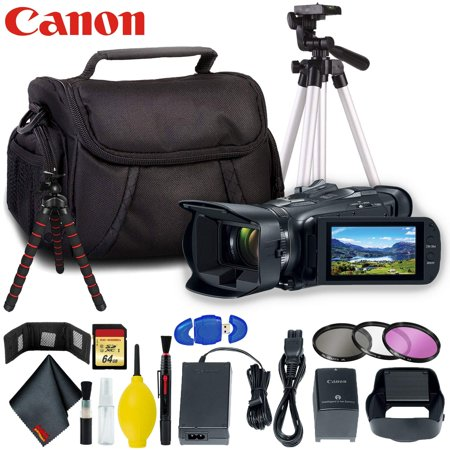 Canon VIXIA HF G50 UHD 4K Camcorder (Black) - Ultimate Bundle