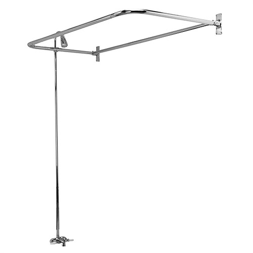 "Barclay Converto Shower with 48"" D-Rod"