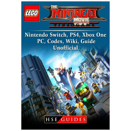 The Lego Ninjago Movie Video Game, Nintendo Switch, Ps4, Xbox One, Pc, Codes, Wiki, Guide Unofficial - Video Game Guide