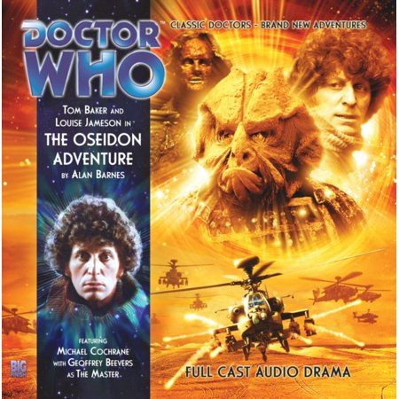 The 4th Doctor (The Oseidon Adventure (Doctor Who: The Fourth Doctor Adventures) (Audio)