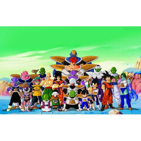 Dragon Ball Z Cake Topper Edible Frosting Image 1/4 Sheet - Pinterest Halloween Cake Balls