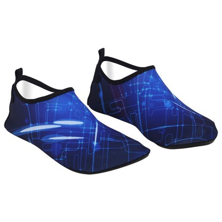 Senfloco Unisex Multi-functional Barefoot Shoes for Men Women Youth- Quick-Dry Water Shoes Lightweight Aqua Socks For Beach Pool Swimming Surfing Casual Outdoor