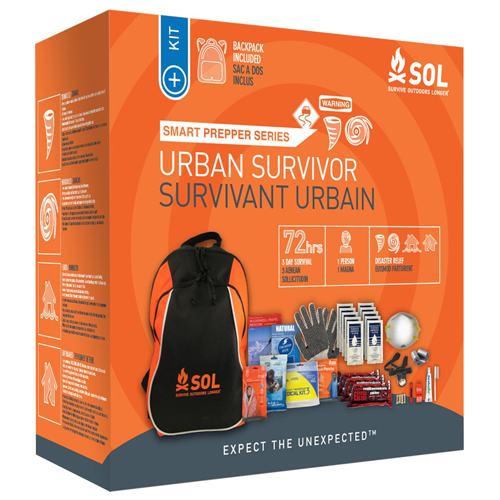 Image of Adventure Medical Smart Prepper Series Urban Survivor