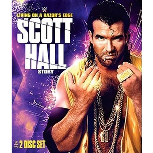 WWE: Living On A Razor's Edge: The Scott Hall Story (Blu-ray)