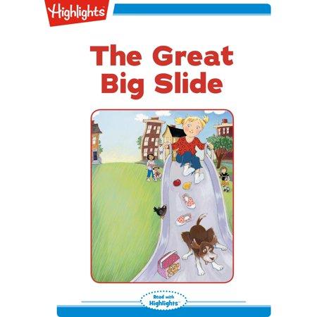 Great Big Slide, The - Audiobook