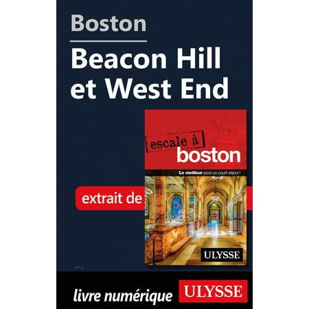 Boston - Beacon Hill et West End - eBook - Beacon Hill Halloween