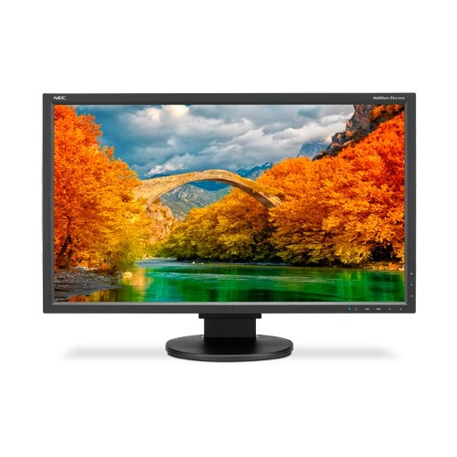 NEC MultiSync EA274WMI-BK 27 inch Widescreen 2560 x 1440 1,000:1 6ms VGA DVI HDMI DisplayPort LED LCD Monitor,... by NEC
