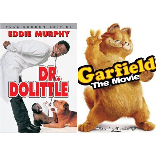 Dr. Dolittle (1998) / Garfield The Movie