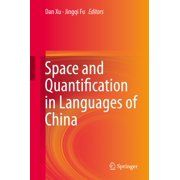 Space and Quantification in Languages of China - eBook