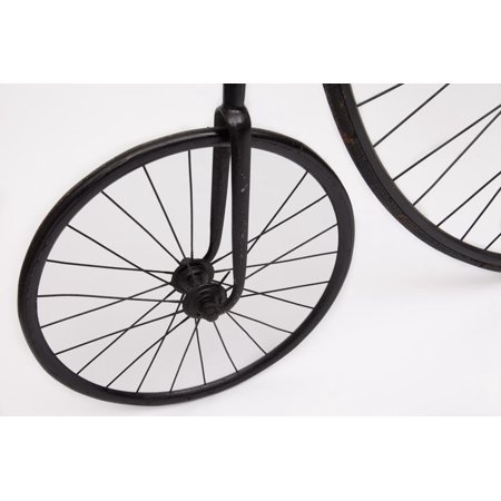A Columbia High Wheel Bicycle Print Wall Art