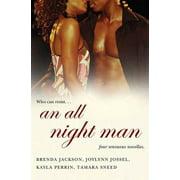 An All Night Man - eBook