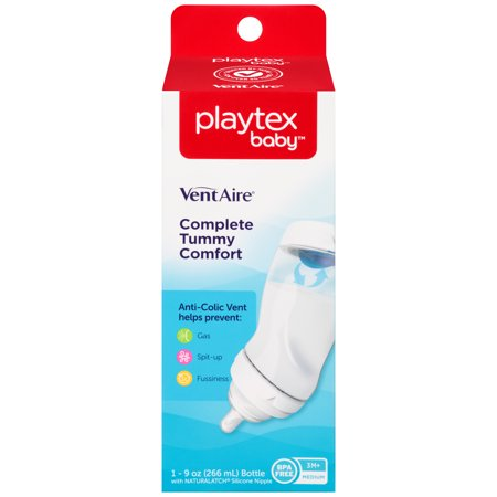 Playtex Baby Ventaire Advanced Wide 9 Oz 1Pk