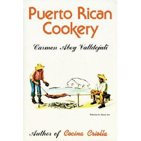 Offshore Star - Puerto Rican Cookery