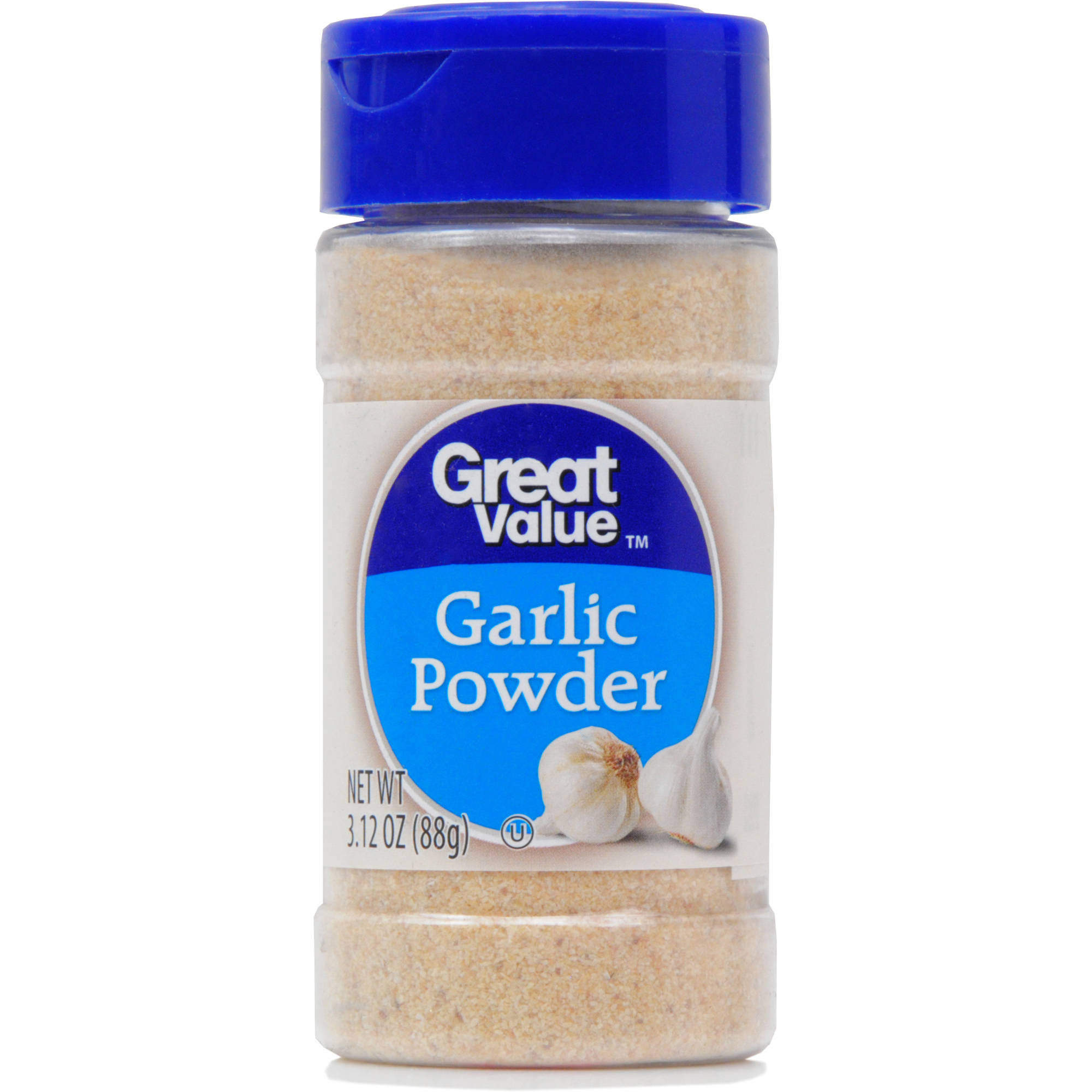 Great Value Powder Garlic, 3.12 oz
