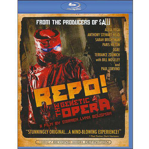 Repo! The Genetic Opera (Blu-ray) (Widescreen)