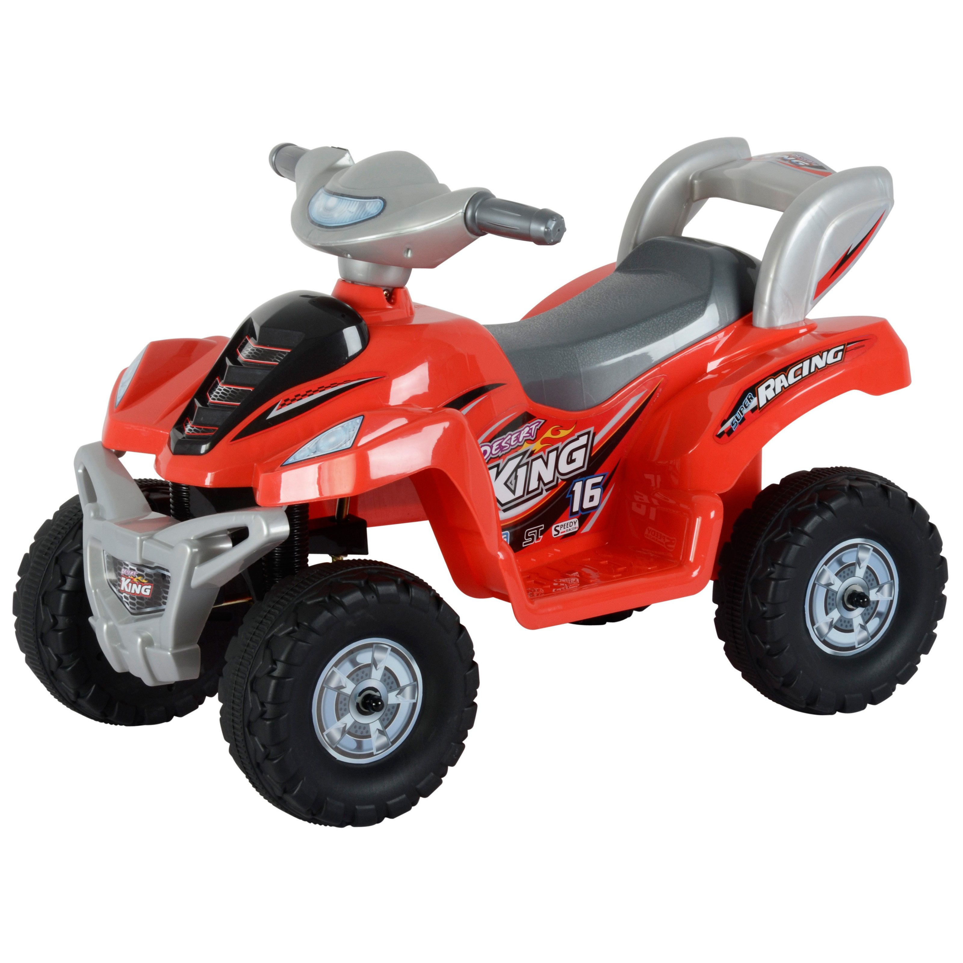 Best Ride On Cars Lil Kids 6V Battery Powered ATV