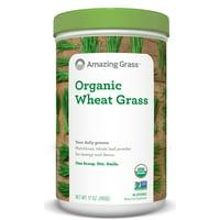 Amazing Grass Organic Wheatgrass Powder, 60 Servings