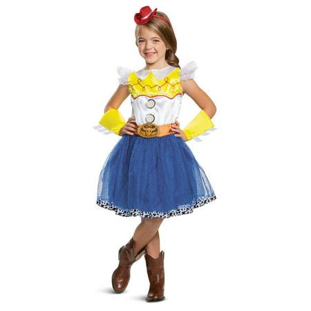 Toy Story Jessie Toddler Halloween Costume (Halloween Toy Story 4: Jessie Tutu Deluxe Toddler)